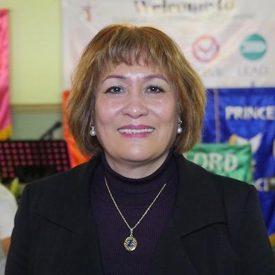 Pastor: Zorina Banaag